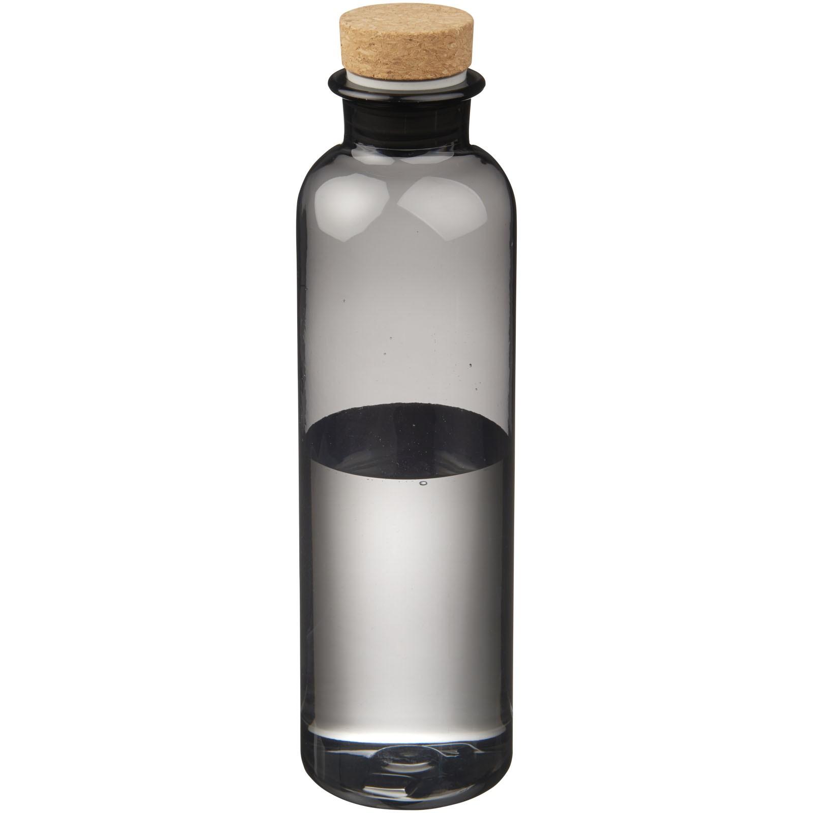 Láhev Sparrow - Transparentní černá
