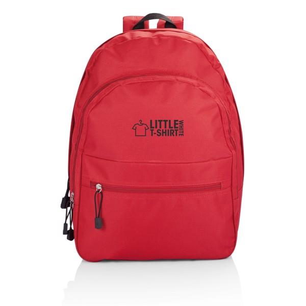 Basic hátizsák - Piros