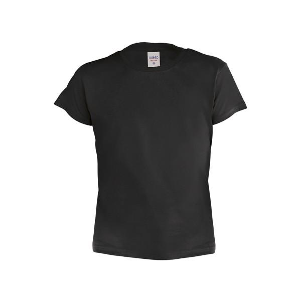 Camiseta Niño Color Hecom - Negro / 10-12