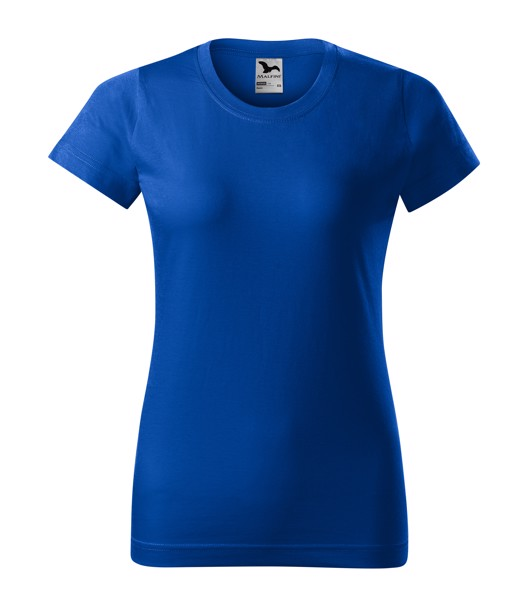 T-shirt women's Malfini Basic - Royal Blue / S