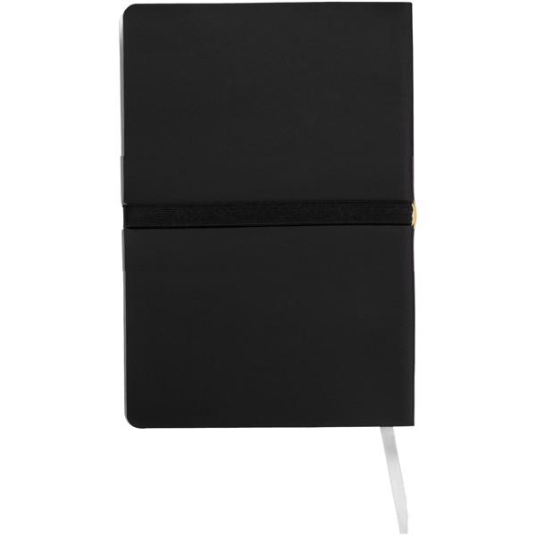 Zápisník s měkkou obálkou A5 Stretto - Černá
