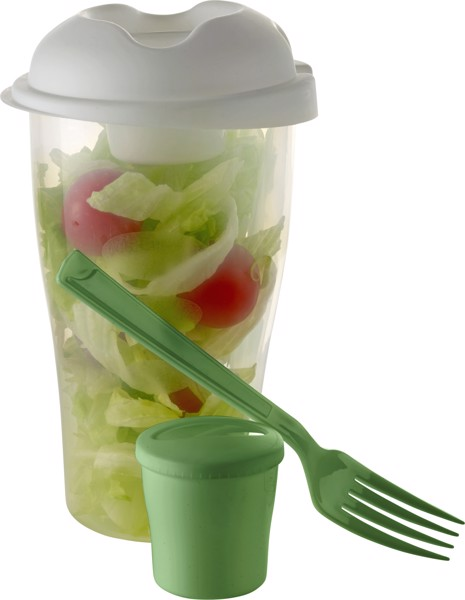 PP salad shaker