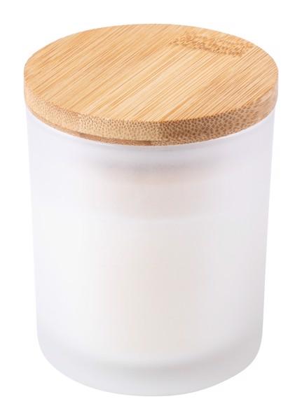 Svíčka Trivak - Bílá
