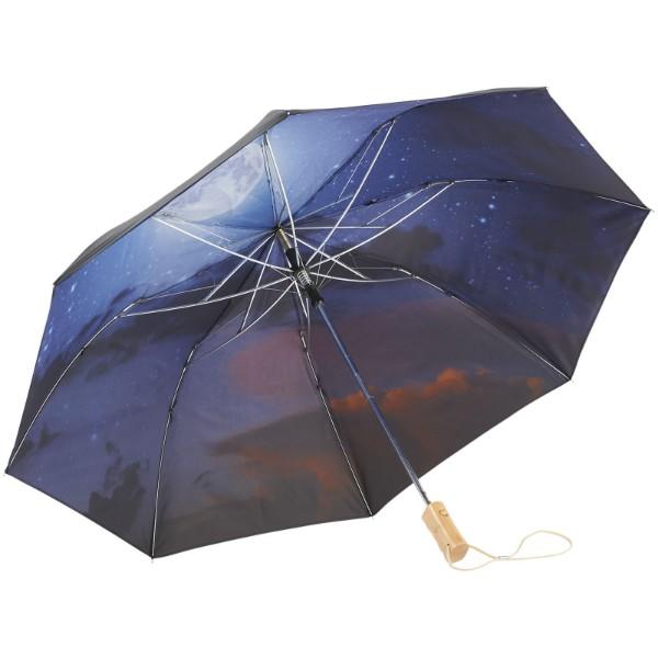 """21"""" skládací deštník Clear-night s automatickým otvíráním"""