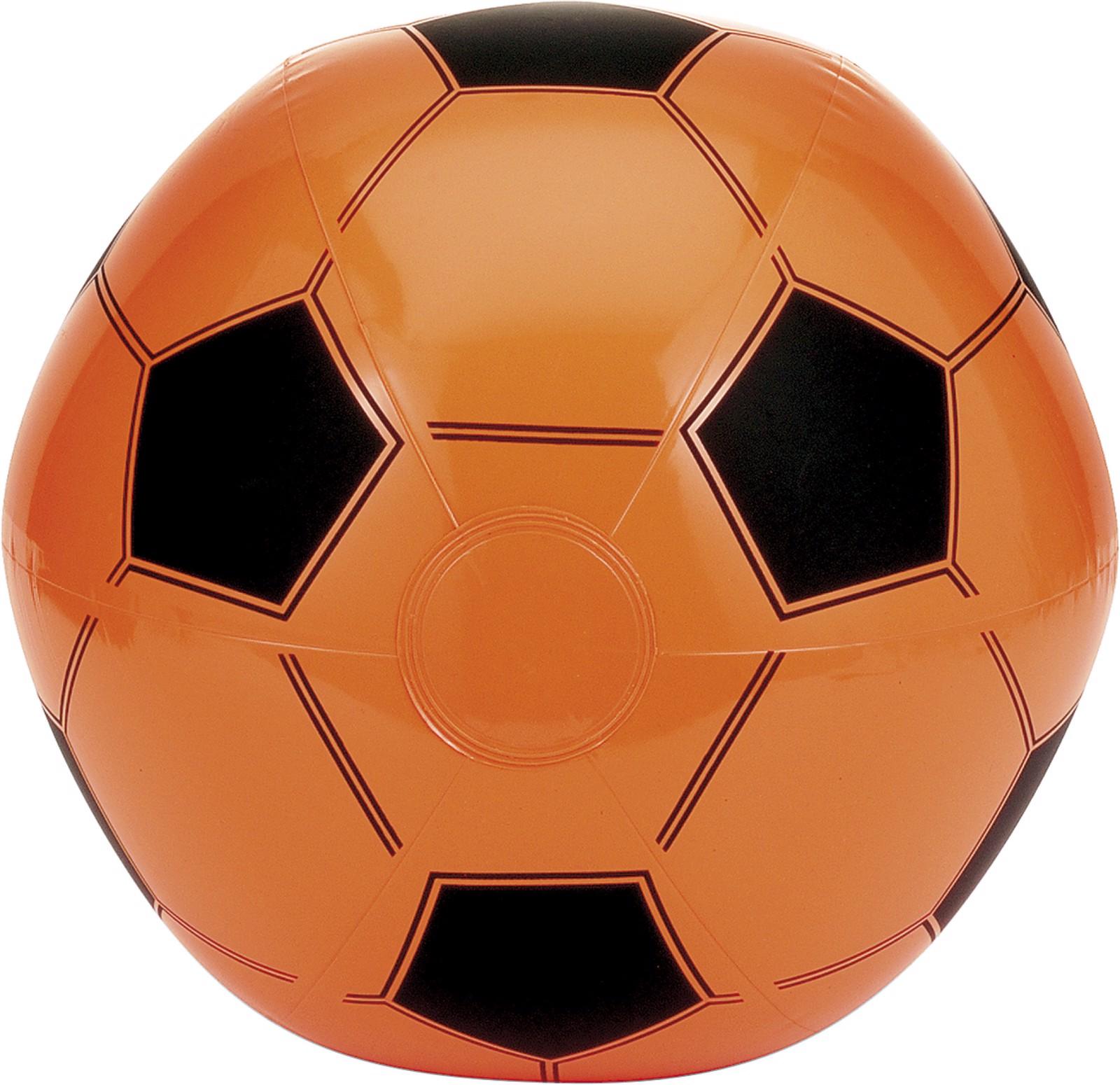 PVC football - Orange