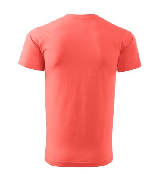 T-shirt men's Malfini Basic - Coral / M
