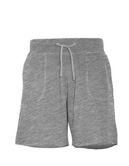 Sweat Shorts Man - Grey Melange / XL