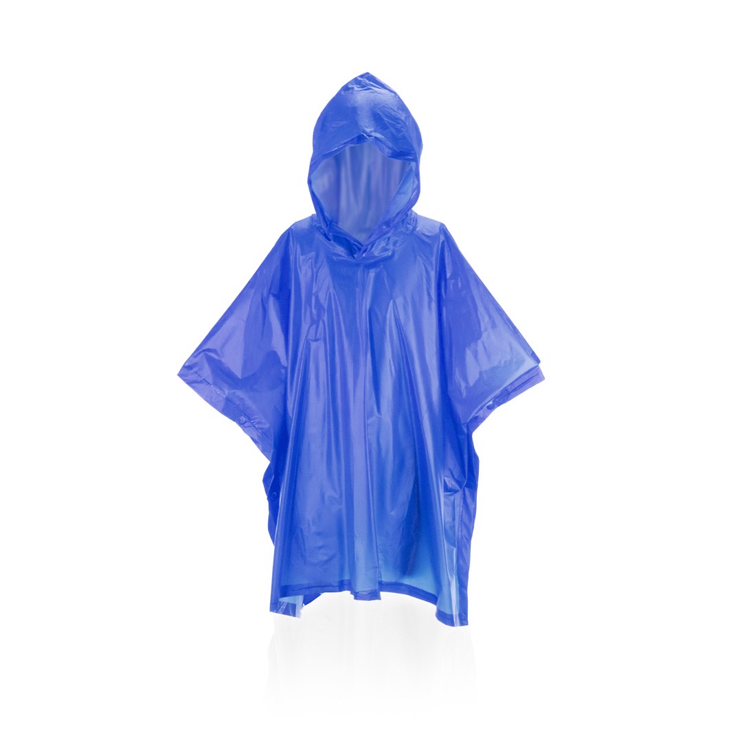 Raincoat Teo - Blue