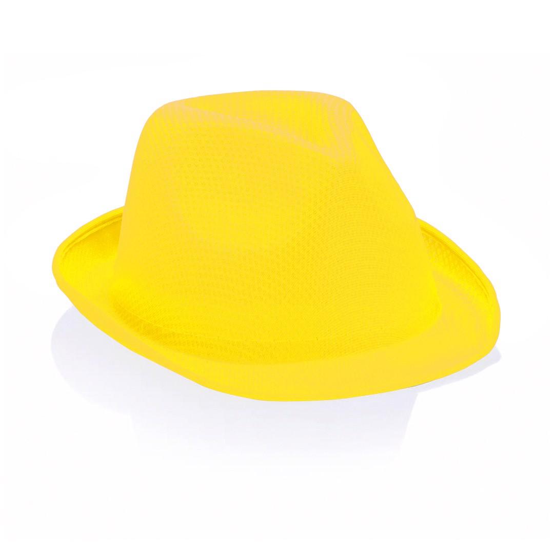 Sombrero Braz - Amarillo