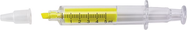 ABS text highlighter - Yellow