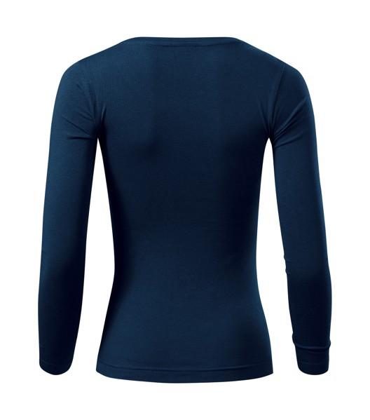 Triko dámské Malfini Fit-T LS - Námořní Modrá / M