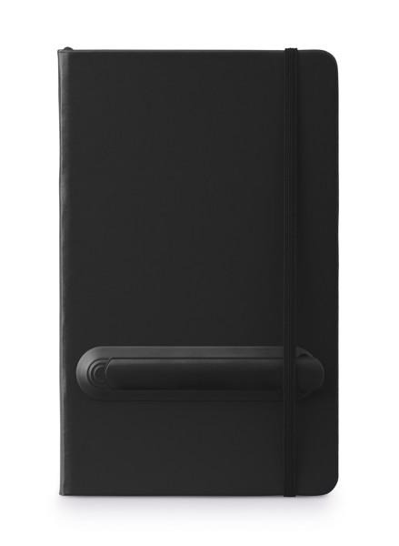 LINKED. Σημειωματάριο Α5 - Μαύρο