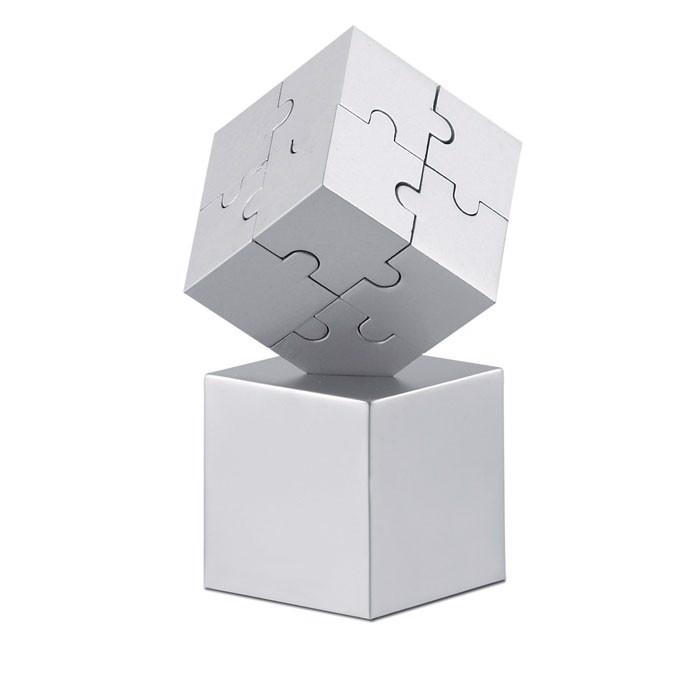 Metal 3D puzzle Kubzle