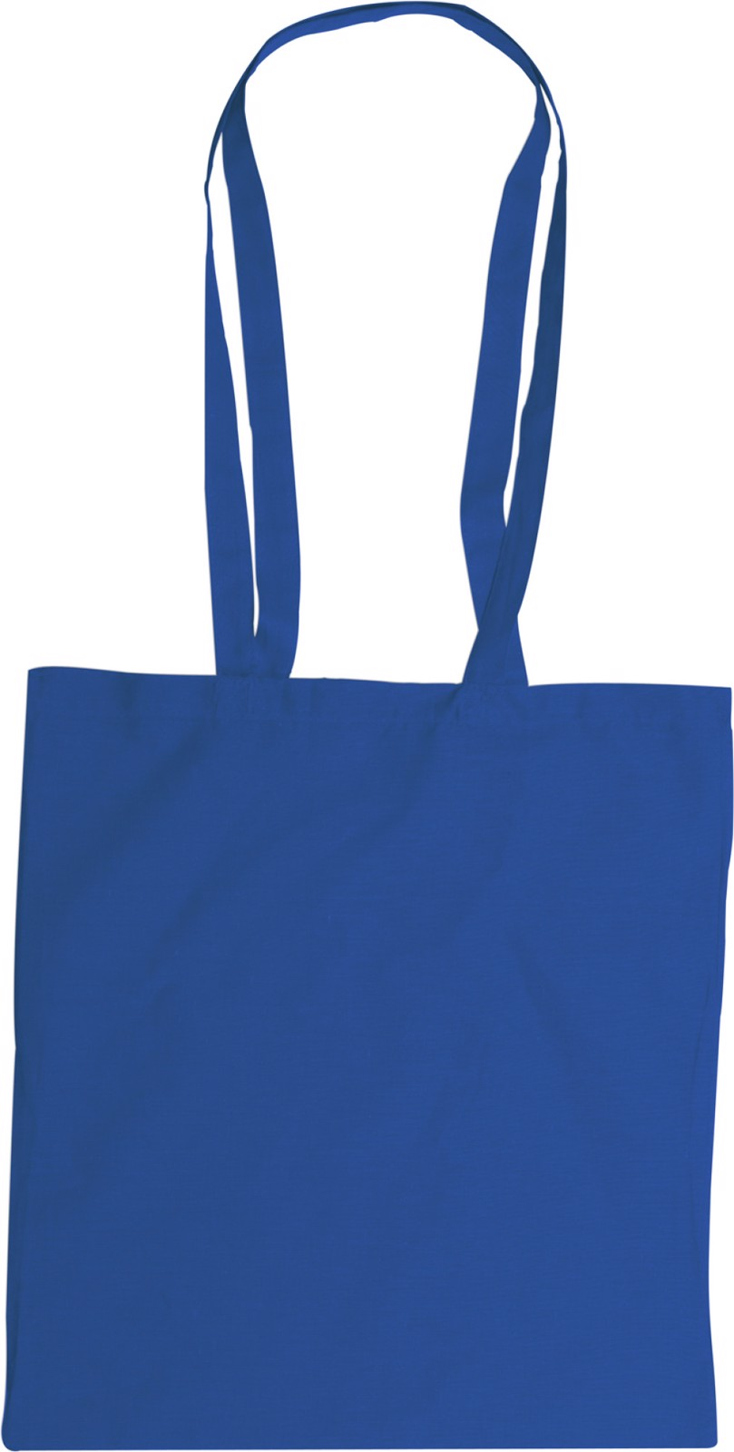 Cotton (110 gr/m²) bag - Cobalt Blue