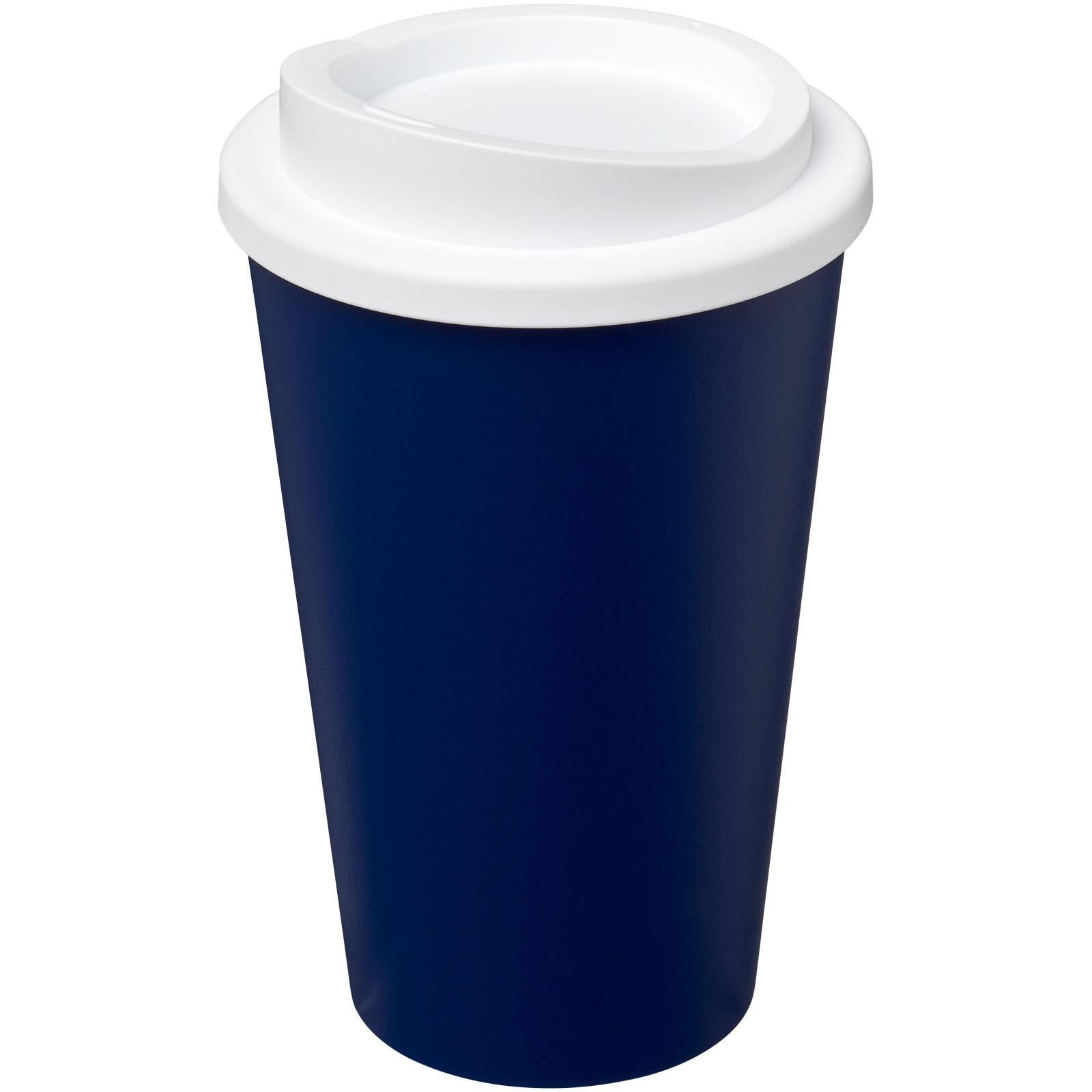 Americano® Vaso térmico de 350 ml - Azul / Blanco