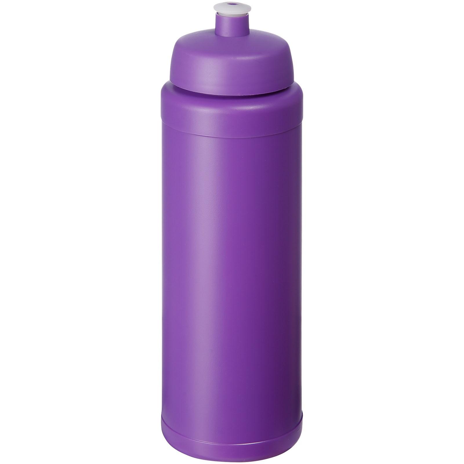 Baseline® Plus 750 ml bottle with sports lid - Purple