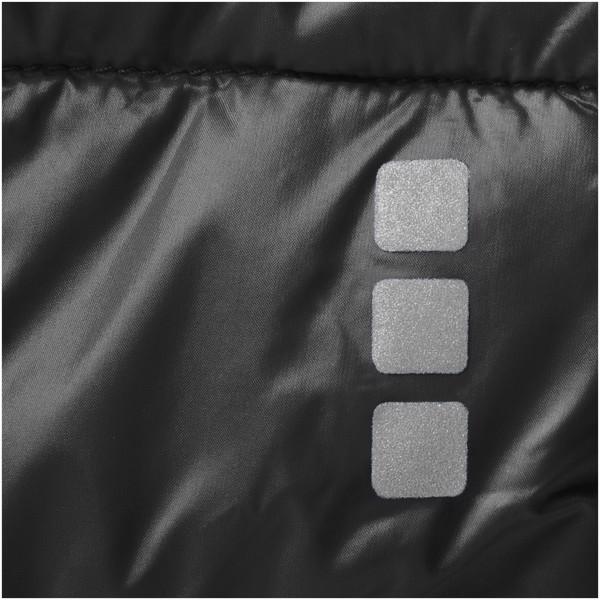 Dámská lehká péřová bunda Scotia - Anthracitová / L
