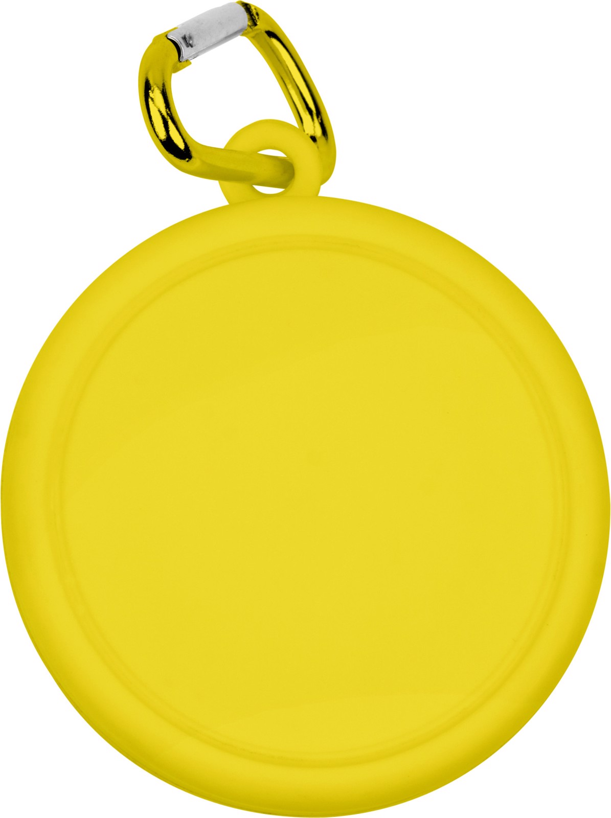 PET drinking cup - Yellow