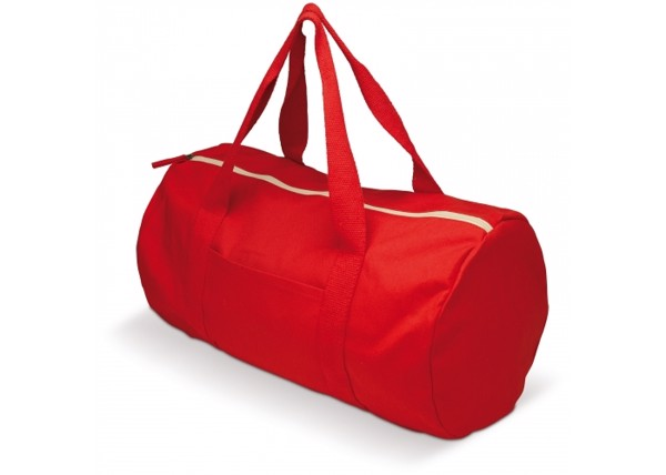 Bowling bag canvas - Red