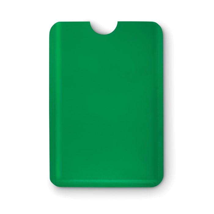 RFID obal na karty Guardian - green