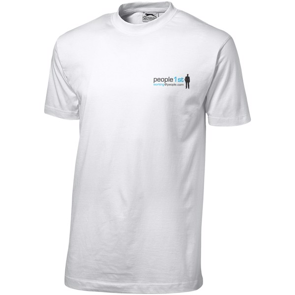 Ace short sleeve men's t-shirt - White / S