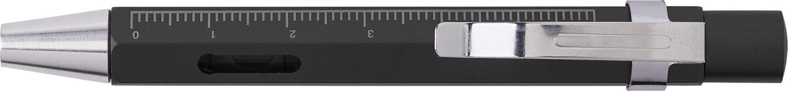 Aluminium 3-in-1 screwdriver - Black