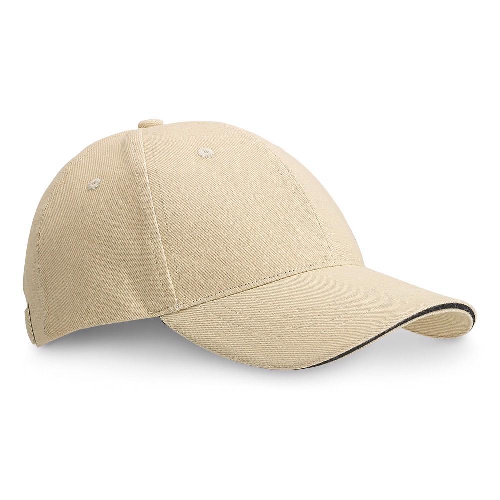 CHRISTOPHE. Καπέλο σάντουιτς - Μπεζ