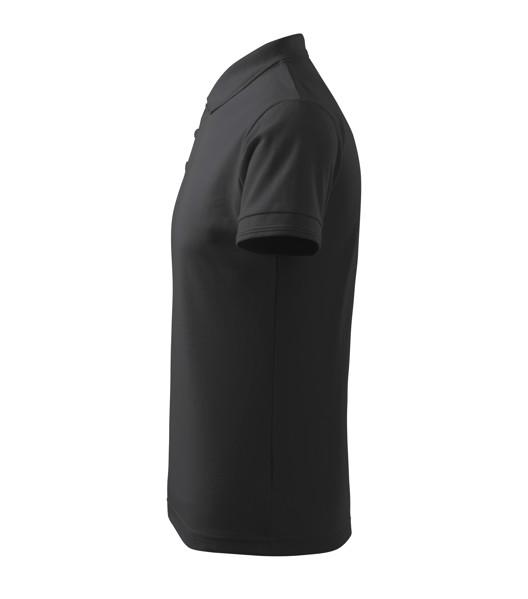 Polo Shirt men's Malfini Pique Polo - Anthracite Melange / S