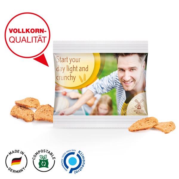 Brot Chips Miditüte - Weiß / Brot Chips / 9G / Folie
