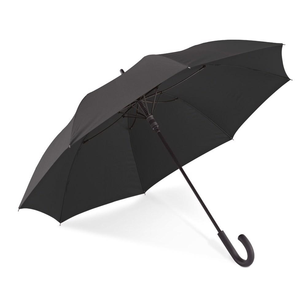 ALBERT. Ομπρέλα με αυτόματο άνοιγμα - Μαύρο
