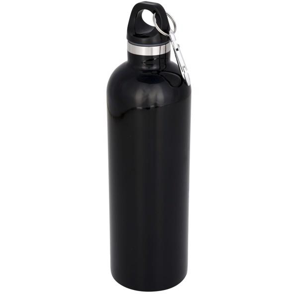 Atlantic 530 ml vacuum insulated bottle - Solid Black