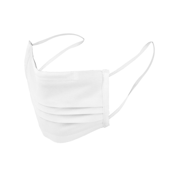 Textilní rouška na více použití - Bílá