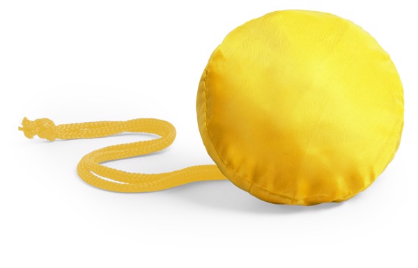 Bolsa Plegable Dayfan - Amarillo