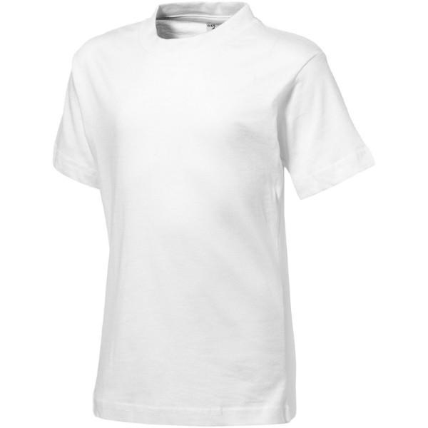 Dětské triko Ace s krátkým rukávem - Bílá / 116