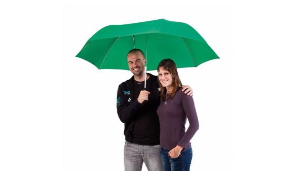 Paraguas Siam - Blanco