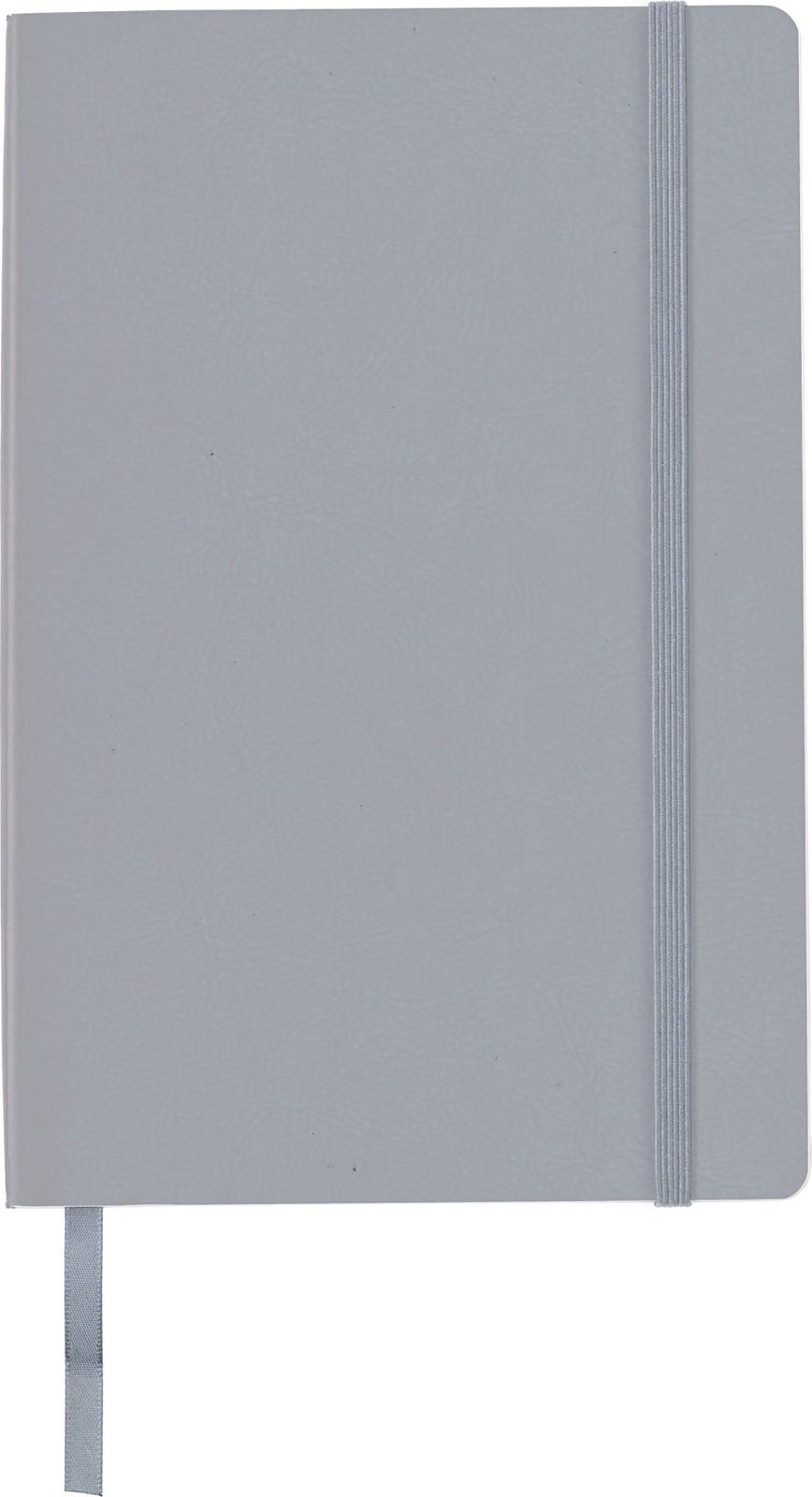 PU notebook - Grey