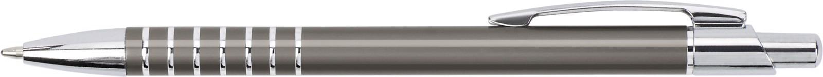 Aluminum ballpen - Light Grey