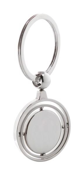 Schlüsselanhänger Carousal - Silber
