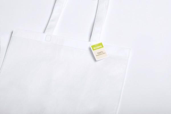 Nakupovalna vrečka Moltux - bela