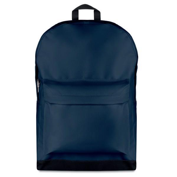 Backpack in 600D polyester Bapal Stripe - Blue