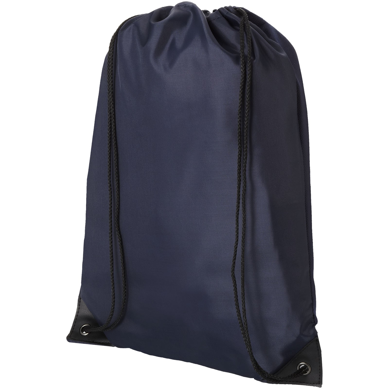 Condor polyester and non-woven drawstring backpack - Navy