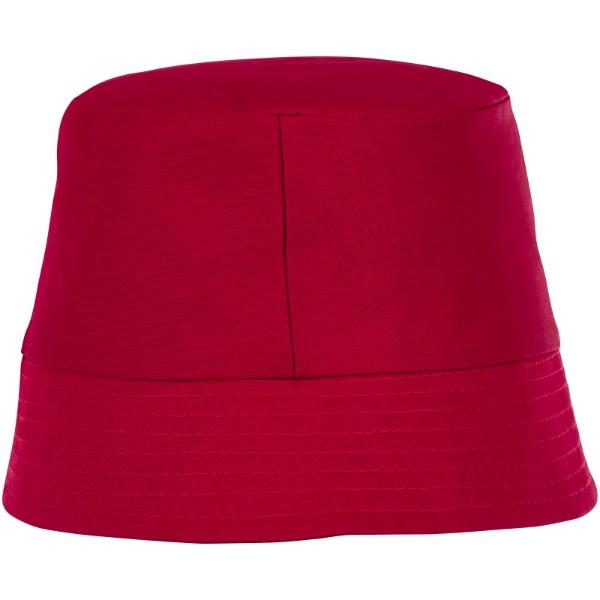 Solaris klobouček - Červená s efektem námrazy
