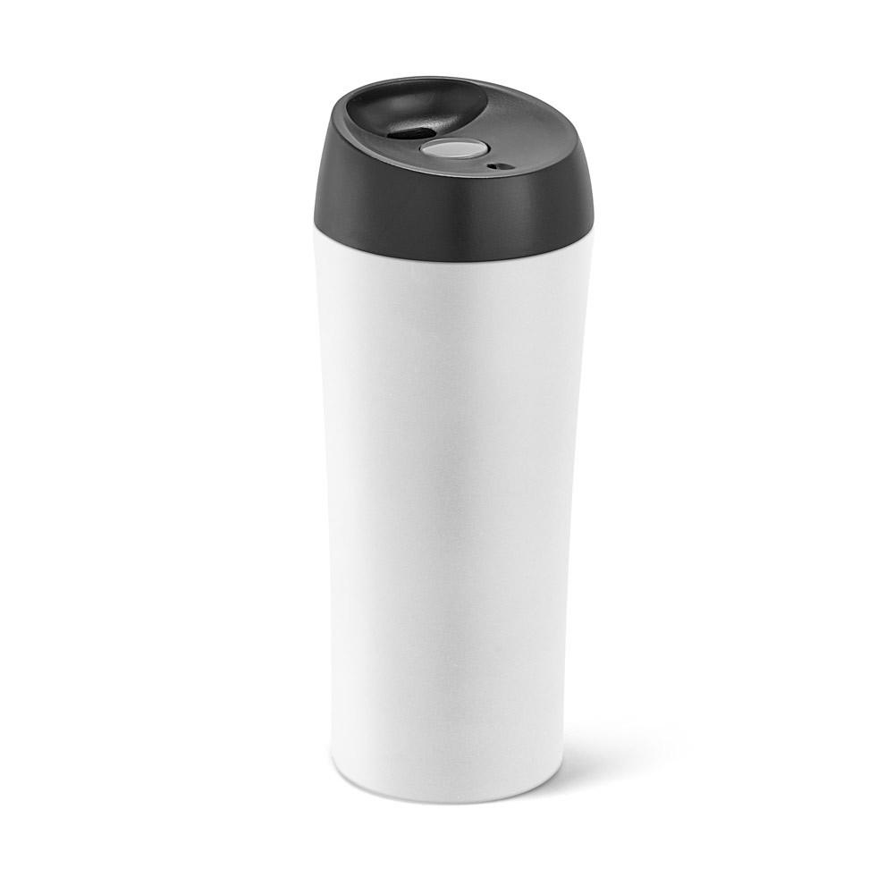 MONARDA. Travel cup 470 ml - White