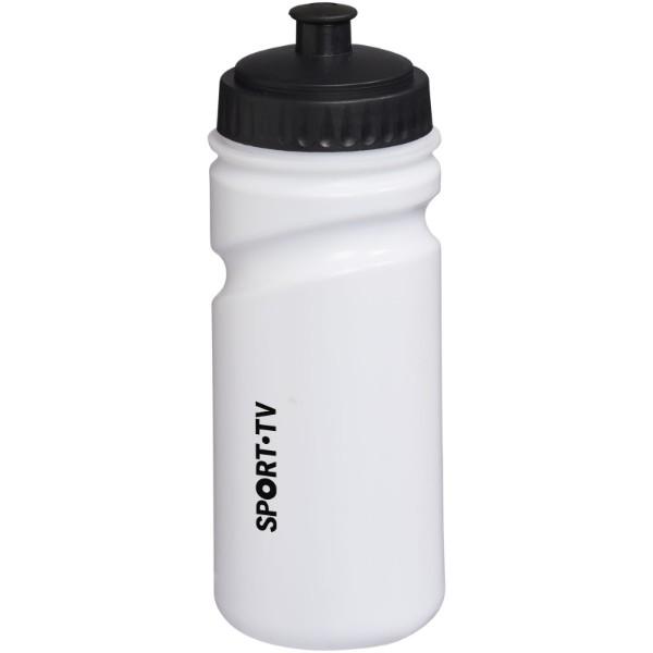 Sportovní láhev Easy Squeezy - bílá - Bílá / Černá