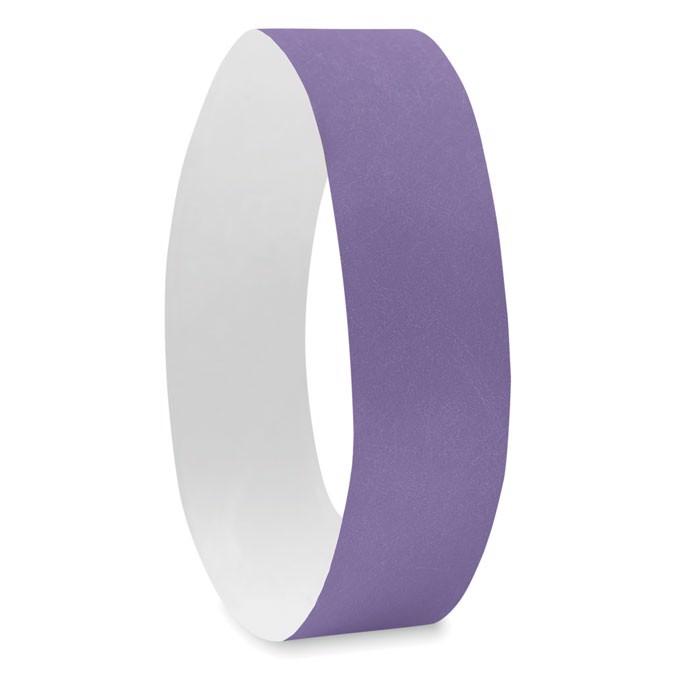 Náramek pro účastníky akcí Tyvek - violet