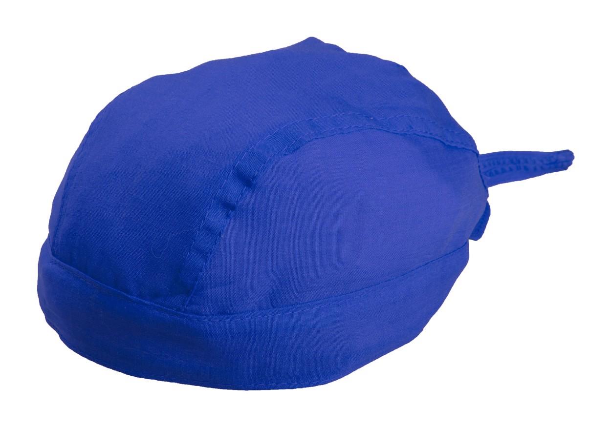 Šátek Na Hlavu Garfy - Modrá