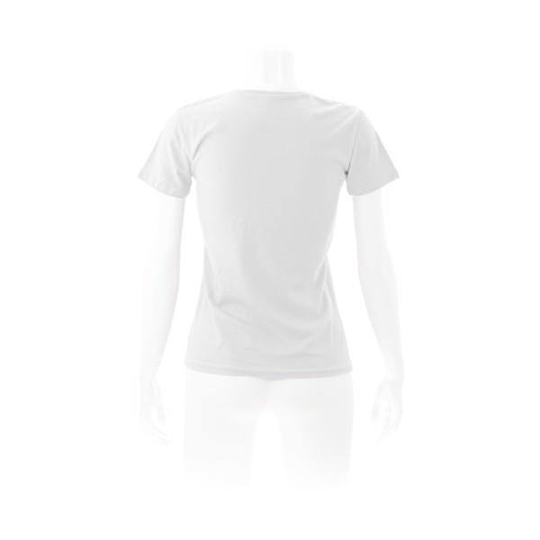 "T-Shirt Mulher Branca ""keya"" WCS150 - Branco / S"