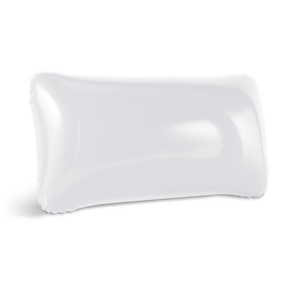 TIMOR. Φουσκωτό μαξιλάρι - Λευκό