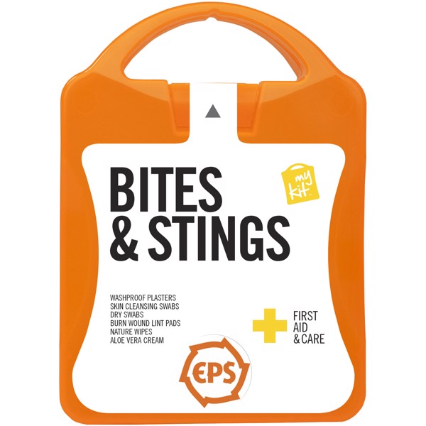 MyKit Bites & Stings First Aid - Orange