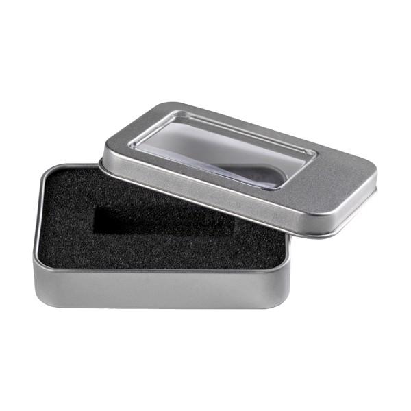 Gift tin USB